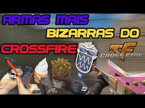 AS ARMAS MAIS BIZARRAS DO CROSSFIRE #01