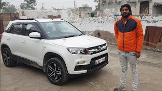 Maruti Suzuki Vitara Brezza Review Hindi