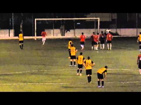 Amistoso Montalban - Gol Daniel Benitez
