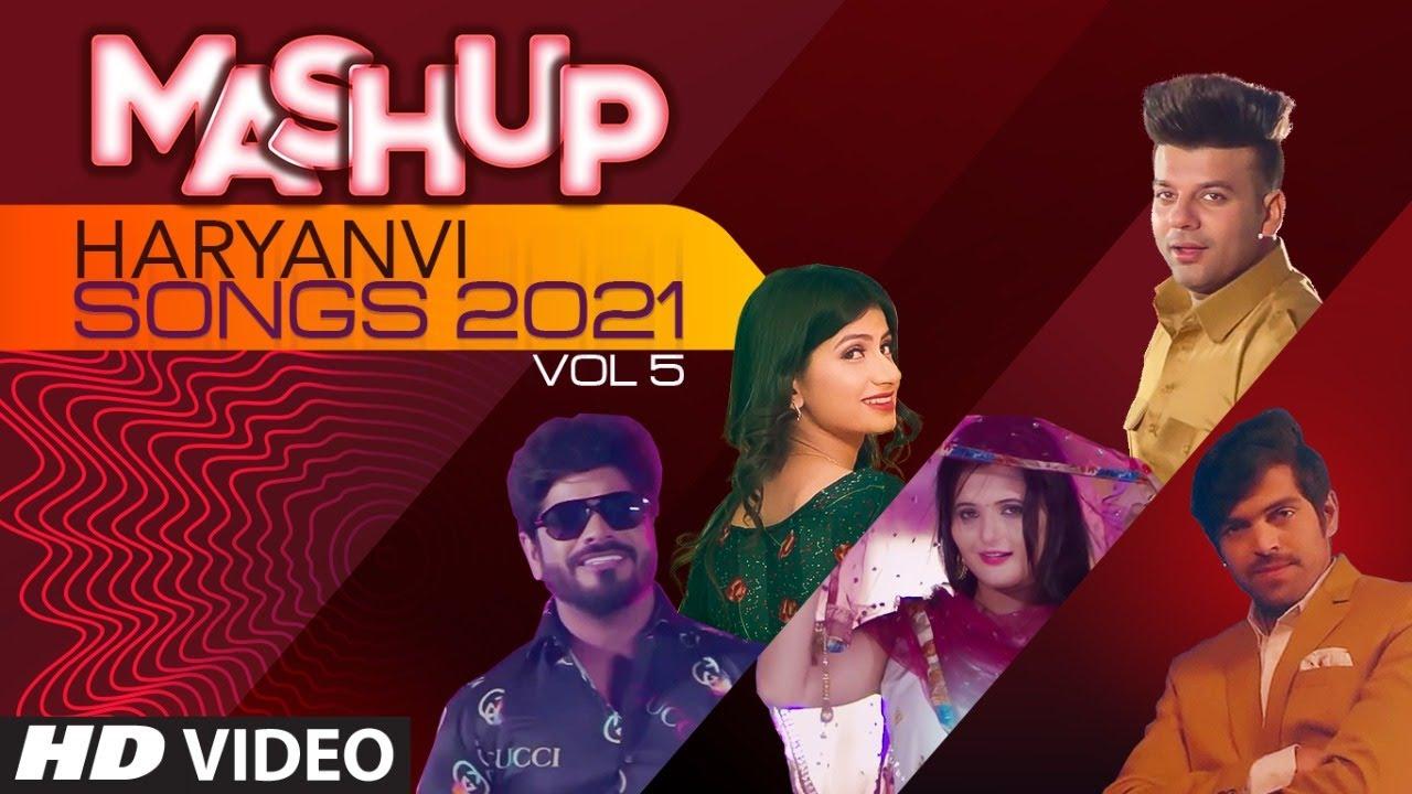 Mashup Haryanvi Songs 2021 (Vol-5) | Kedrock, SD Style| Top Mashup Songs|UK Haryanavi, Masoon Sharma