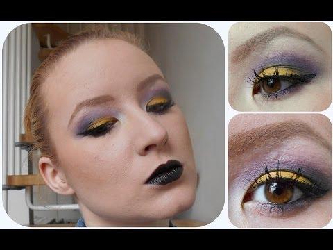 Tutorial yellow black eyes ft revlon exotic palette youtube tutorial yellow black eyes ft revlon exotic palette ccuart Images