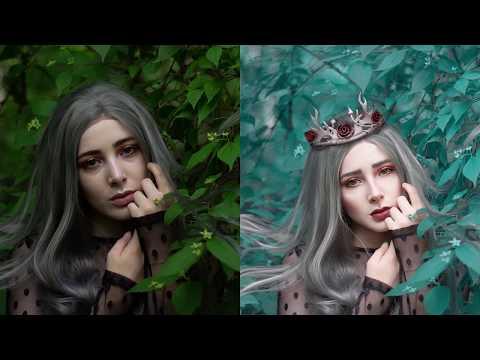 Обработка фото в Photoshop от ЛикиЛуни :з