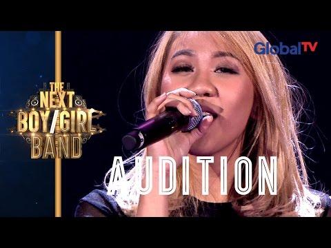 Vanya sings 'Flashlight' (Jessie J)   The Next Boy/Girl Band