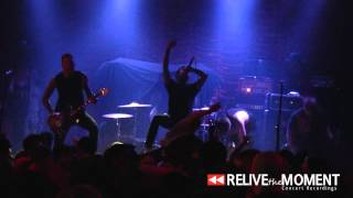 2012.03.21 For The Fallen Dreams - The Big Empty (Live in Joliet, IL)