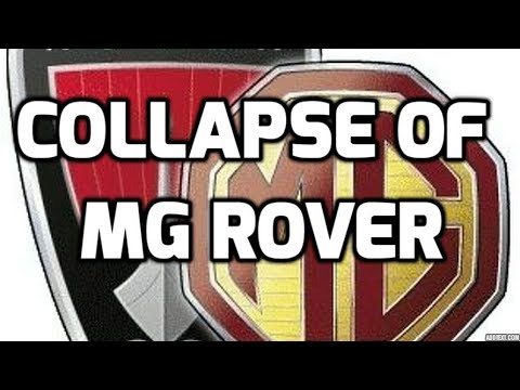 🚗 Collapse of MG Rover: Documentary