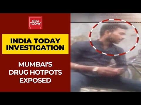 Mumbai Drug Hotspots: Cocaine, Ecstasy Peddled Freely Near Sushant's House | India Today Exclusive