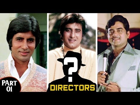 First Directors Of Indian Superstars (Part-1) | Amitabh Bach