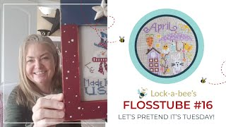 Flosstube #16—Twednesday Version LOL