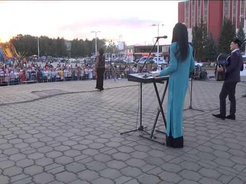 В Альметьевске прошел концерт звезд татарской эстрады