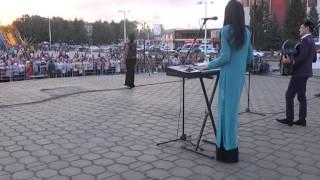 В Альметьевске прошел концерт звезд татарской эстрады(, 2015-08-25T08:06:17.000Z)