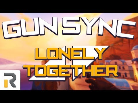 [Overwatch Gun Sync] Avicii ft. Rita Ora - Lonely Together (Alan Walker Remix)