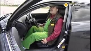 """Lexus GS300 Тест-драйв от """"Главной дороги"""""""