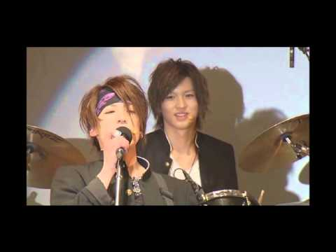 [D2-Boys] SHIOAJI - Tsubasa wo Kudasai x Sobakasu cover