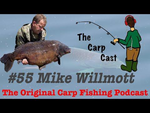 The Carp Cast 55 Ft. Mike Willmott