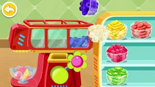 Make Dessert with Kiki's Tomb | Baby Bus Best Game Video Complete Edition