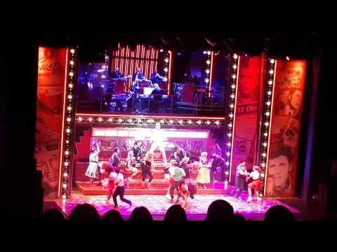 Grease the musical finale Ipswich regent