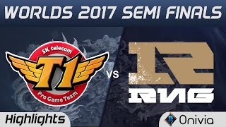 SKT vs RNG Highlights Game 4 World Championship 2017 Semi Finals SK Telecom T1 vs Royal Never Give U