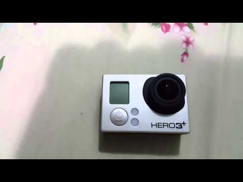 NO SD card problem gopro Hero 3+ black