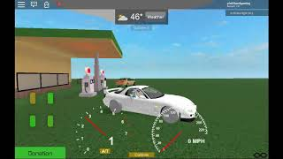 Roblox (Rx7 chassis build) FIXED WHEEL ISSUE