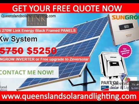 Solar Panels Redland City