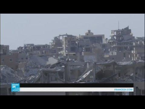 تنظيم -الدولة الإسلامية- بات محاصرا في 10% فقط من مساحة مدينة الرقة  - 20:22-2017 / 10 / 11