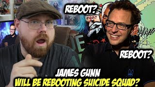 James Gunn Will Be Rebooting Suicide Squad?