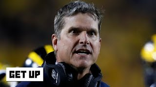 Should Jim Harbaugh leave Michigan and return to the NFL? | Get Up