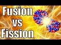 Fusion vs Fission nucléaire Science étonnante 28