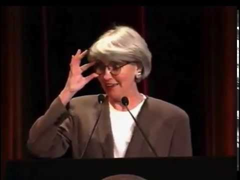 Rebecca Eaton  The Politician's Wife  1995 Peabody Award Acceptance Speech