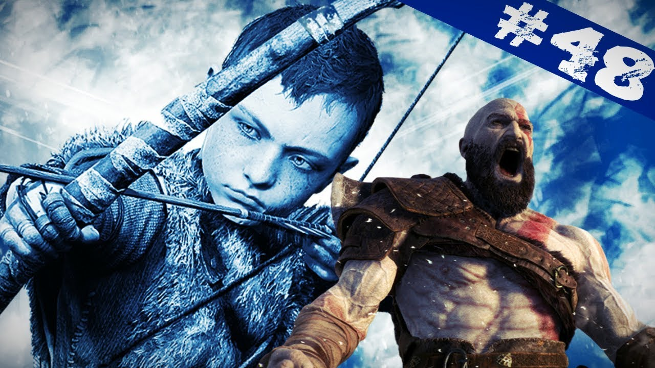 TEST EN CARTON #48 - God of War