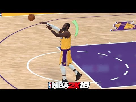 NBA 2K19 Top 10 Rare and Long Distance Trick Shots!