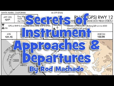 Secrets of Instruments Approaches and Departures