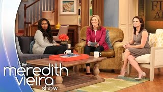 Nicole Williams' Top Job Tips and Tricks   The Meredith Vieira Show
