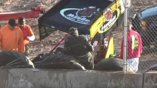 Plymouth Dirt Track Wreck Reel 5/6/17