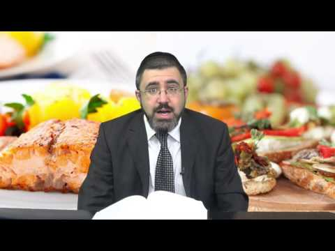 Daily Halacha - Eating Fish And Dairy Together