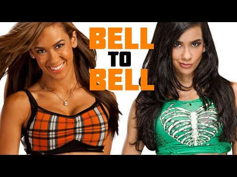 AJ Lee's First and Last Matches in WWE - Bell to Bell