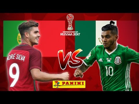 ⚽ PORTUGAL vs MEXICO | 2-2 | CONFEDERATIONS CUP 2017