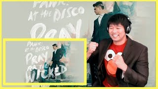 Panic! At The Disco: High Hopes (Audio) Reaction