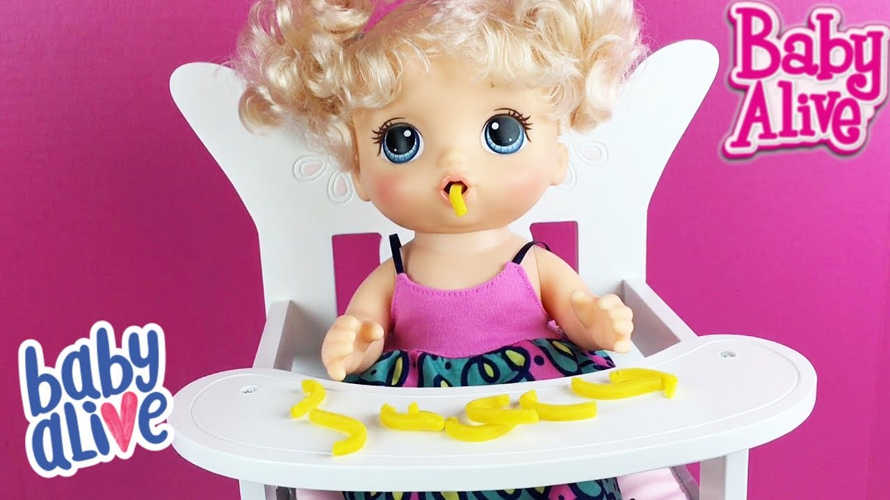 New Baby So Sweet Doll High Chair From Toys R Us