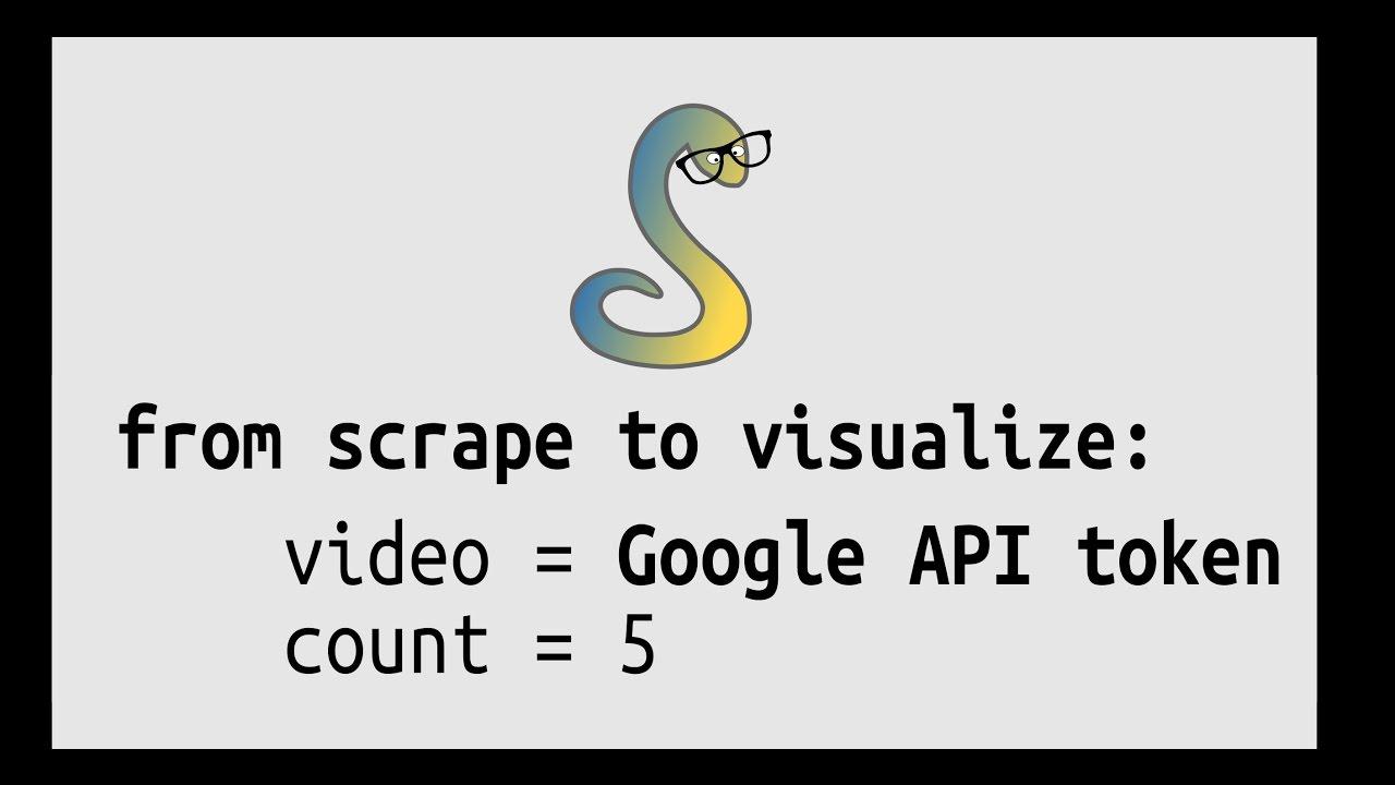 How to access Google API keys from python