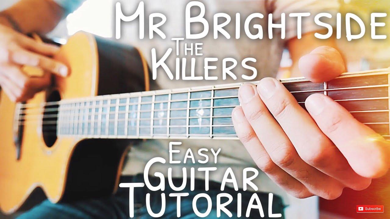 mr brightside the killers guitar lesson for beginners mr brightside guitar tutorial 564. Black Bedroom Furniture Sets. Home Design Ideas