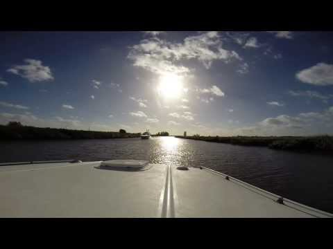 Norfolk Broads October 2013 - In And Out Of The Storm