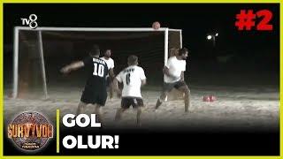 Erkekler Futbol Maçı 2. Kısım   Acun Medya - Survivor   Survivor 51. Bölüm