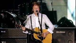 Paul McCartney Blackbird [HD 1080p] (Good Evening New York City)