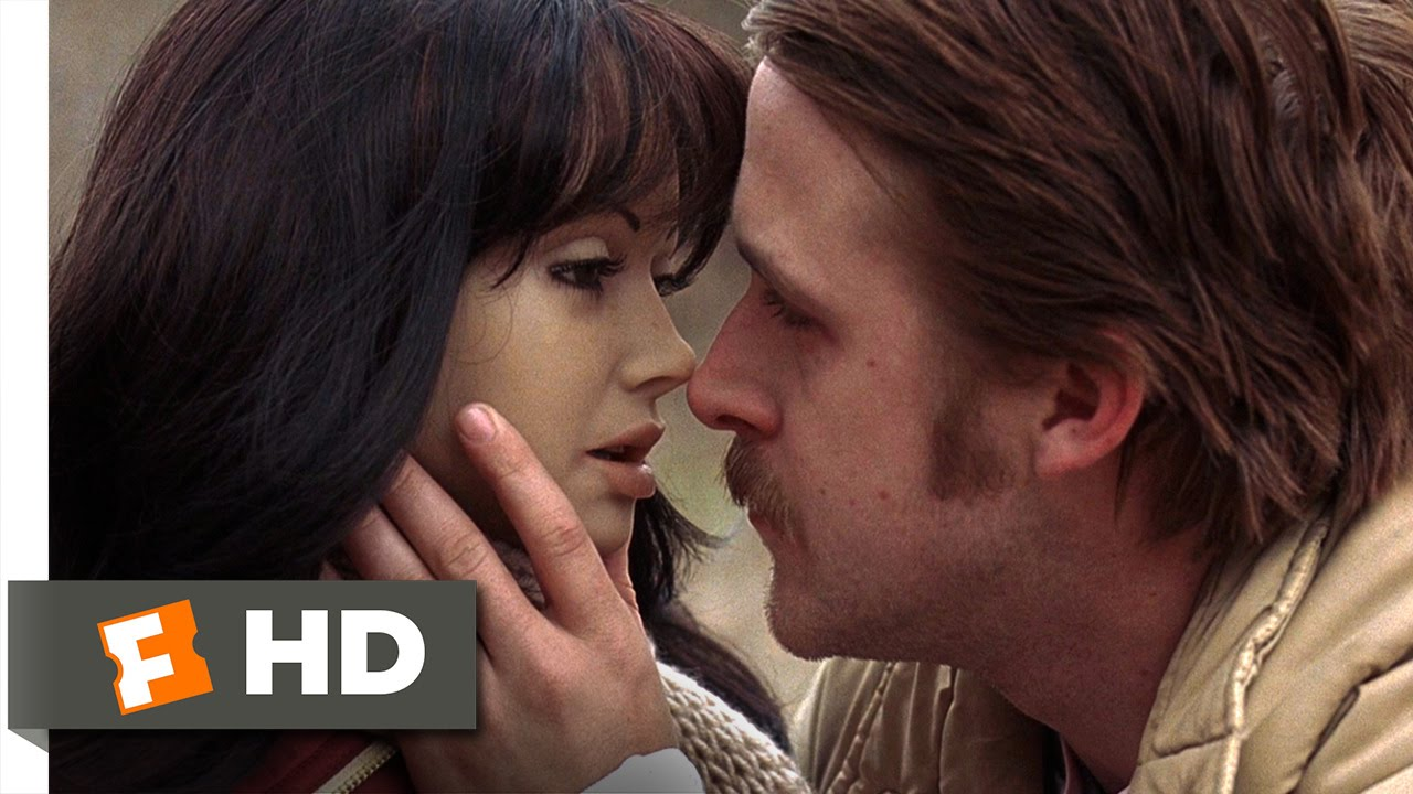 Lars and the Real Girl (10/12) Movie CLIP - A Kiss Before Dying (2007) HD