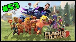 Clash of Clans #53 - DOBÝVAME CIGÁNSKE OSADY! | SK Let's play | facecam | HD 60FPS