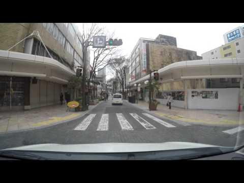 Driving in Japan: Around Shizuoka City
