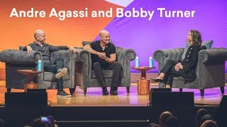 Andre Agassi and Bobby Turner on Scaling Change