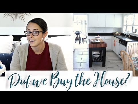 Moving Update Episode 3 : Did we buy the house?