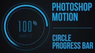 Créer de la barre de Progression dans Photoshop CC   Photoshop Tutoriel